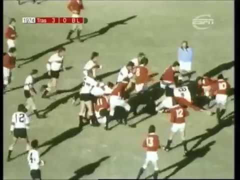 1974 - Transvaal v British Lions - Test Match