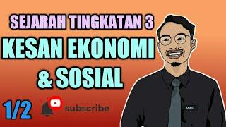 Bab 6 Pt 1 Sejarah Tingkatan 3 Pengenalan Ekonomi Moden Dan Pentadbiran Barat Berkaitan Ekonomi Youtube