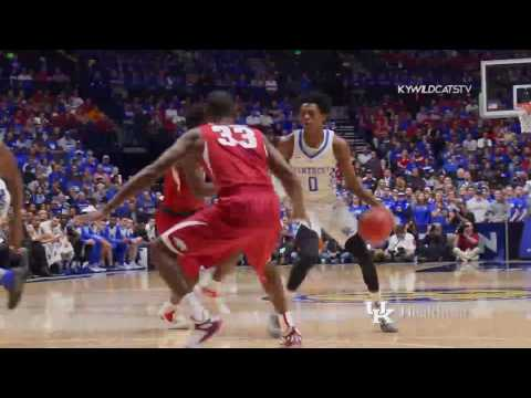 SEC Tourney 2017: Kentucky 82 Arkansas 65