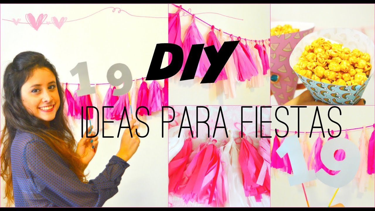 Diy decoraci n para fiestas party ideas el ba l de - Baul decoracion ...