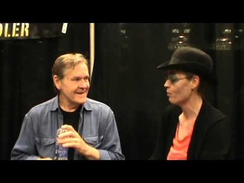 with William Sadler at Texas Frightmare 2015!