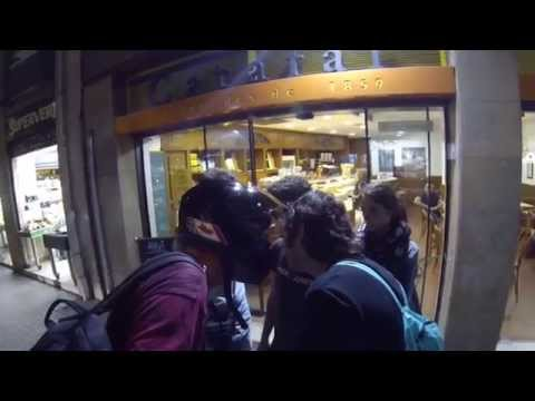 Spain 2014 - Meeting People in Barcelona