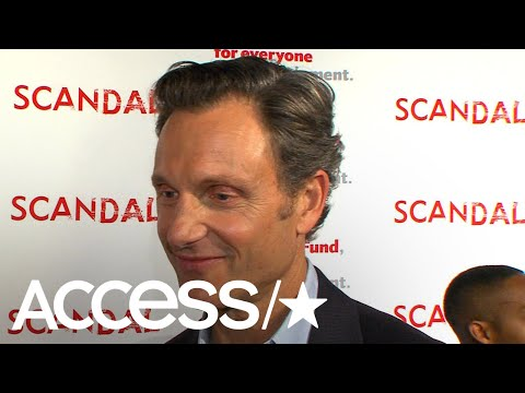 'Scandal': Tony Goldwyn Raves About How Fitz & Olivia Pope End Up On The Finale | Access