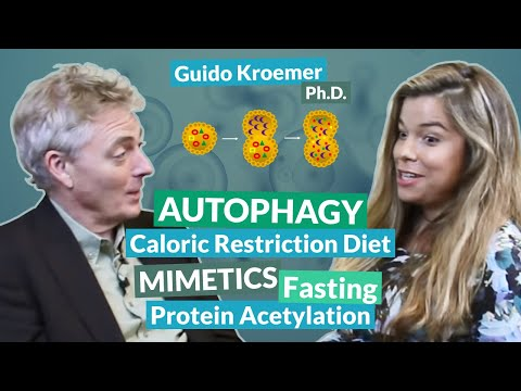 Dr. Guido Kroemer on Autophagy, Caloric Restriction Mimetics, Fasting & Protein Acetylation