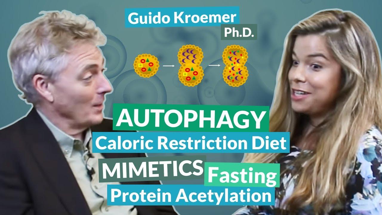 Dr  Guido Kroemer on Autophagy, Caloric Restriction Mimetics