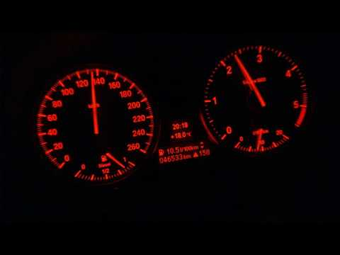 BMW 320xd E90 LCI maximaler Verbrauch / maximum fuel consumption