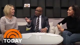 Off The Rails: Al, Sheinelle And Dylan Discuss Christmas Trees | TODAY