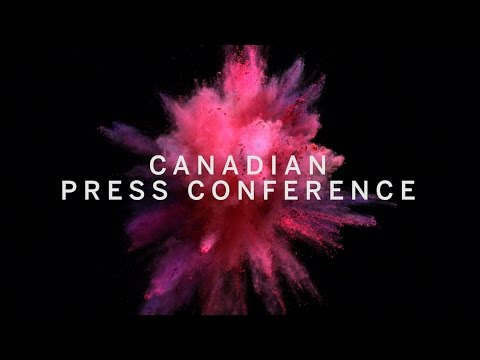 Canadian Press Conference | TIFF 2015