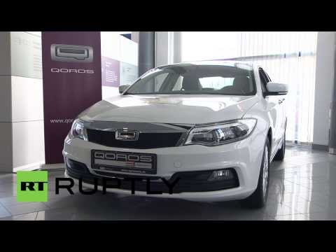 Slovakia: Qoros 3- the first Chinese car sold in Europe