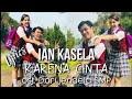 IAN KASELA - KARENA CINTA ( Official Lyrics Video ) OST DARI JENDELA SMP