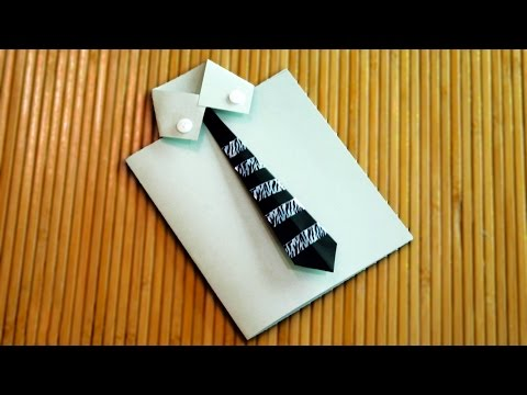 Fathers Day Card | Greeting Cards | DIY | Paper Art