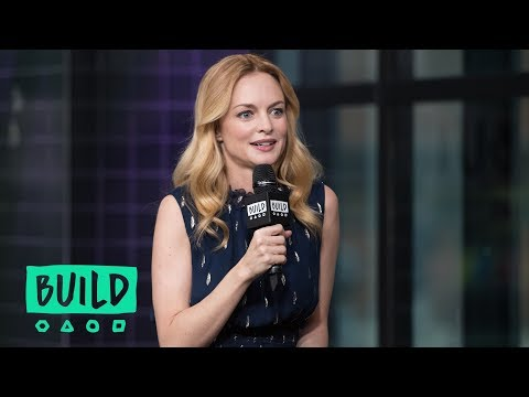 Heather Graham Drops By To Discuss