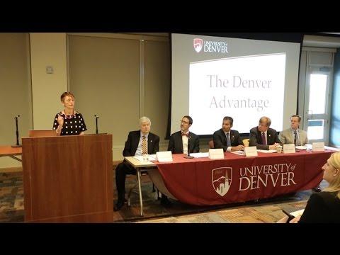 The Denver Advantage Forum #1