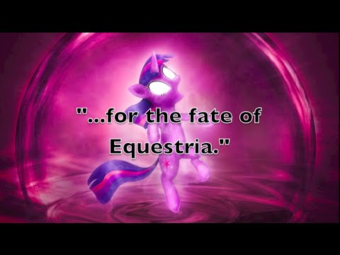 Mlp Fanfic Trailer- Remembrance--AshleyH