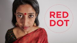 The Red Dot on an Indian Woman's Forehead - What is it?