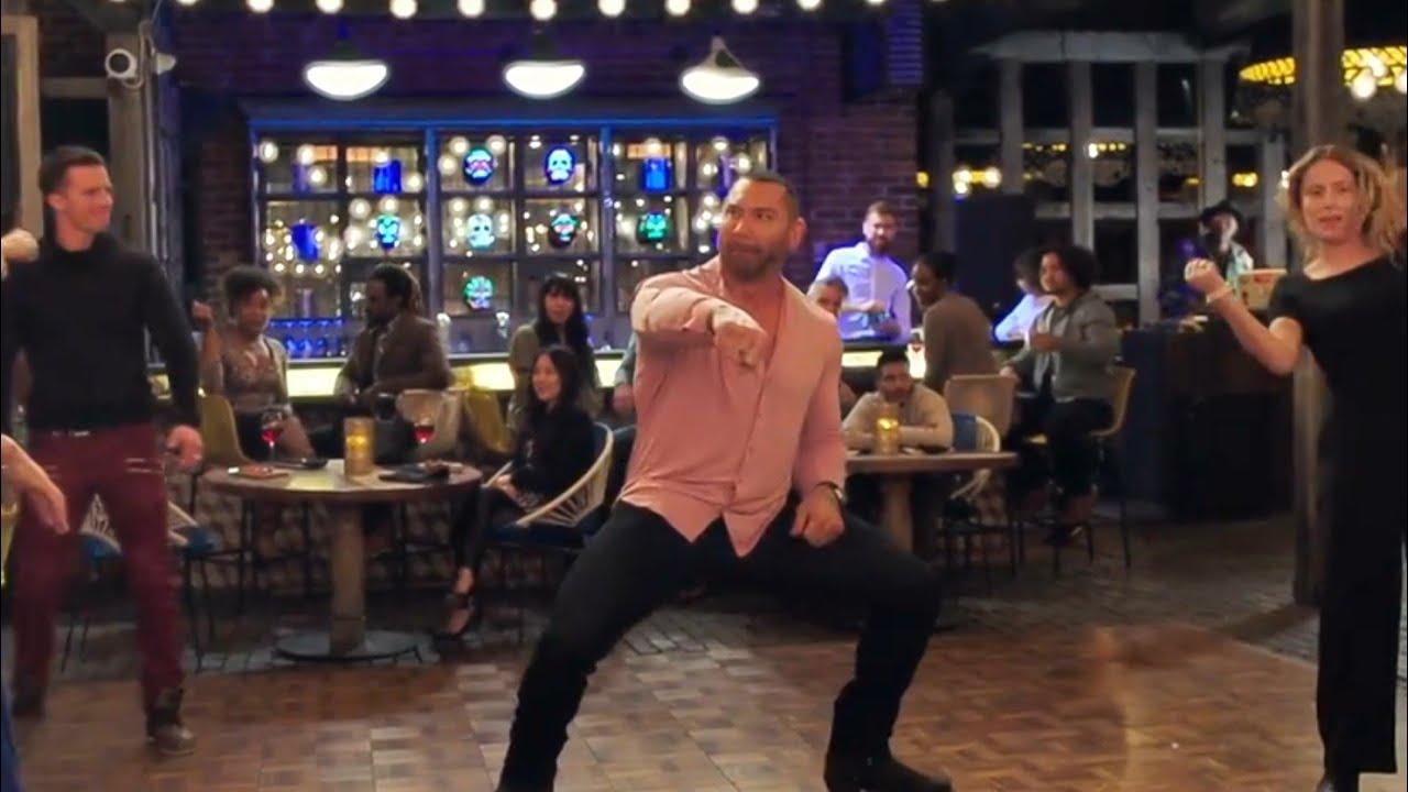 Download Dave Bautista dancing | My Spy | MovieCLIP