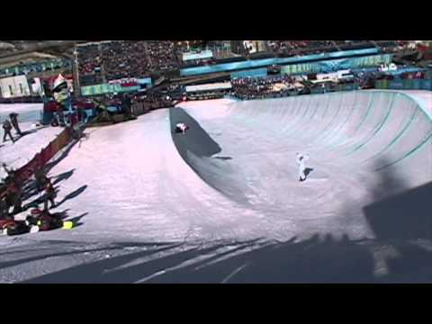 2006 Winter Olympic Contest runs, Bardonecchia, Italy