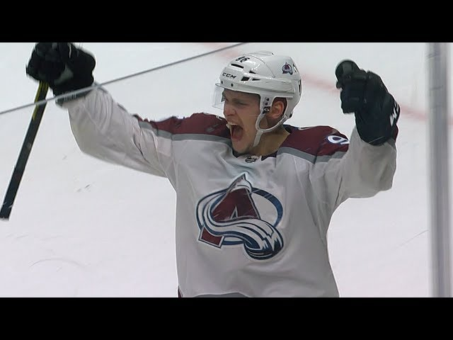 Mikko Rantanen wins it in OT with blistering one-timer