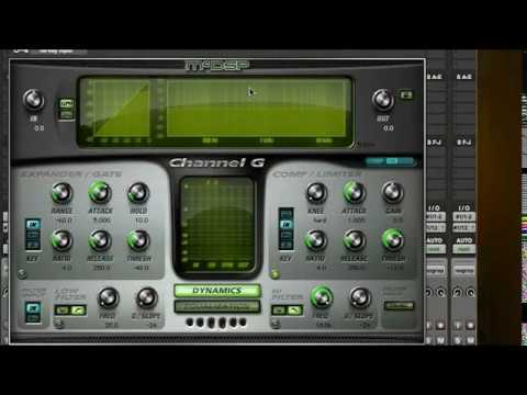 McDSP Channel-G