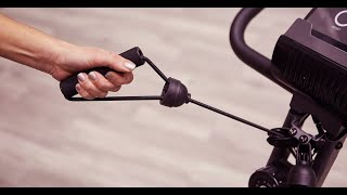 Slim Cycle As Seen On TV Stationary Bike For Weight Loss & Fitness