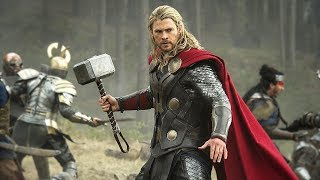 Thor - Fight Moves Compilation (AoU Included) 4K