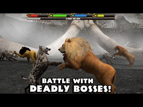 ultimate-lion-simulator---battle-with-deadly-bosses--compatible-with-iphone,-ipad,-and-ipod-touch.