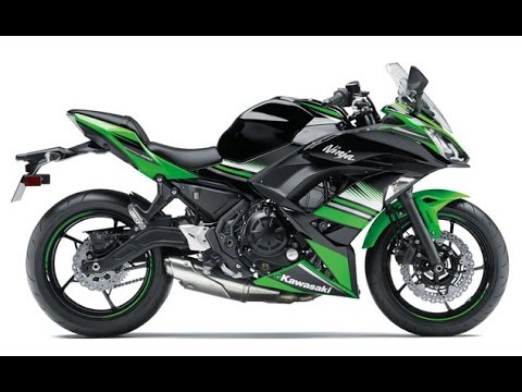 2017 kawasaki ninja 650, kawasaki has updated its twin-cylinder