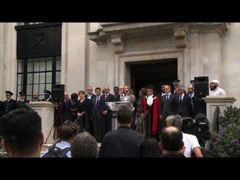 Londres commémore l'attentat de Finsbury Park