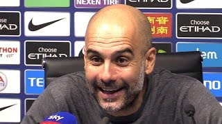 Man City 1-0 Tottenham - Pep Guardiola Embargoed Post Match Press Conference - Premier League