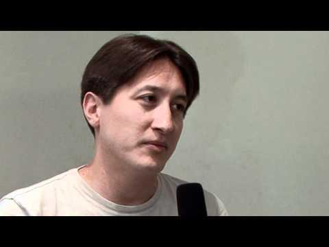 Freddy Kempf talks to Ben MacDougall