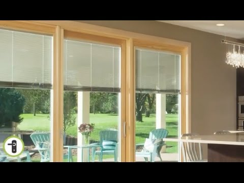 Sliding Patio Door Built-in Sensor Setup | Pella Insynctive Home ...