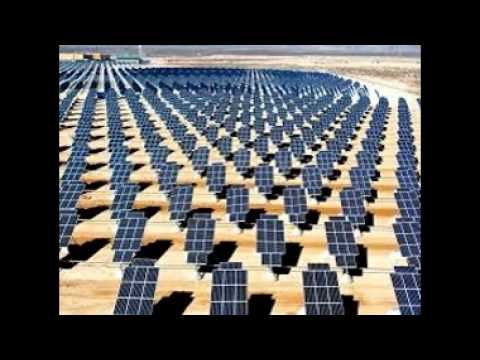 how to solar panel works