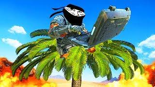 Black Ops 3 Ninja Montage! - (Glitch Hiding Spots, Funny Skits, Trolling)