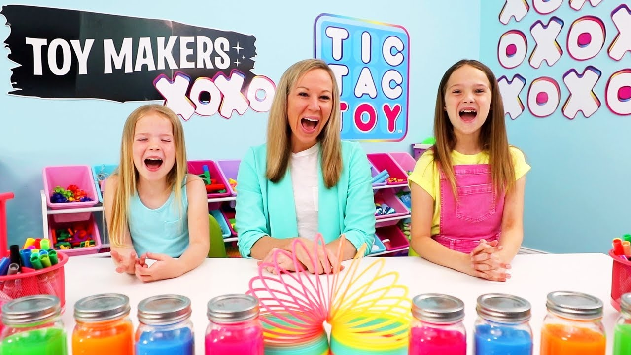 Watch Tic Tac Toy S New Channel Series Toymakersxoxo