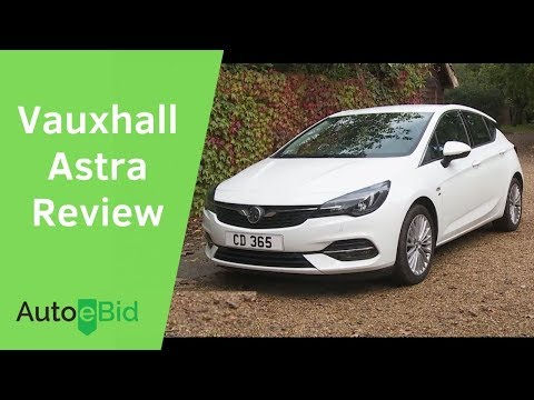 2020 Vauxhall Astra Review