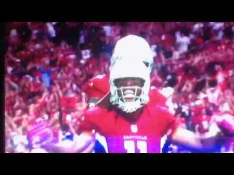 Rafaella Biscayn in FOX Sports' NFL HalfTime
