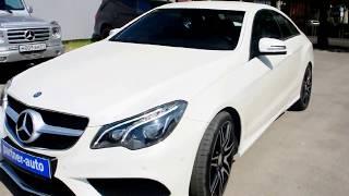 Mercedes-Benz E-klasse IV (W212, S212, C207) Рестайлинг 2.0 AT (211 л.c.) 2013г