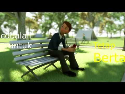PANALOPY - COBALAH BERTAHAN (Official Video Lyric)