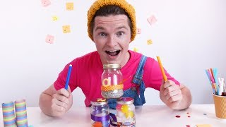 HOW TO MAKE TOYS WITH CODY 📎 Learn Colors and Numbers for Children | Cody - WildBrain