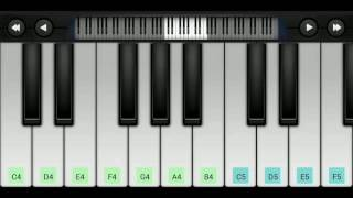Tum Hi Ho Aashiqui 2 Arijit Singh perfect piano tutorial