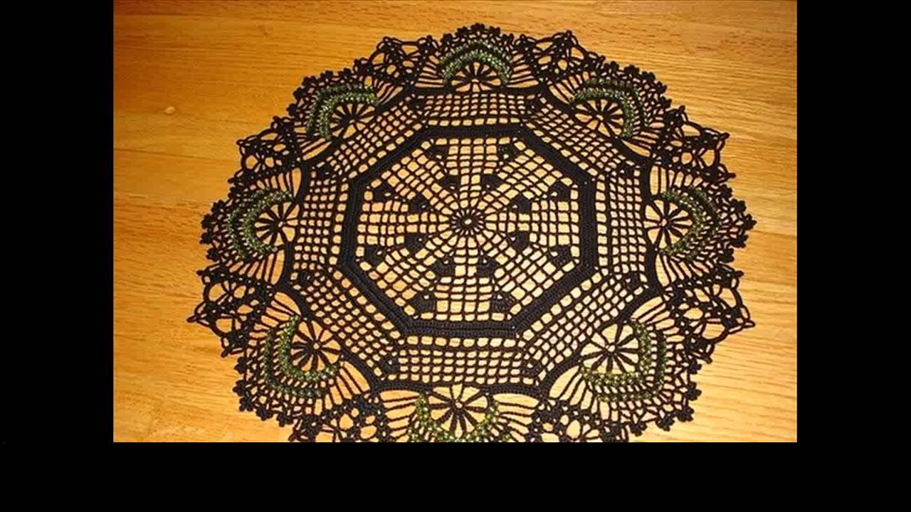 Free crochet doilies pattern youtube bankloansurffo Gallery