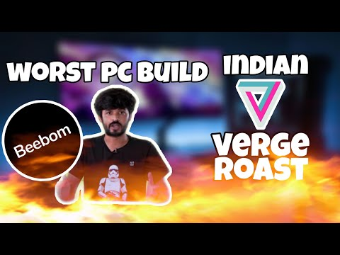 Beebom PC Build Roast | Indian Verge Exposed | Tech Extended
