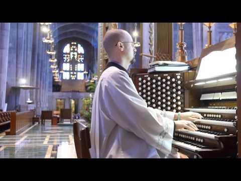 J.S. Bach - An Wasserflüssen Babylon,  BWV 653