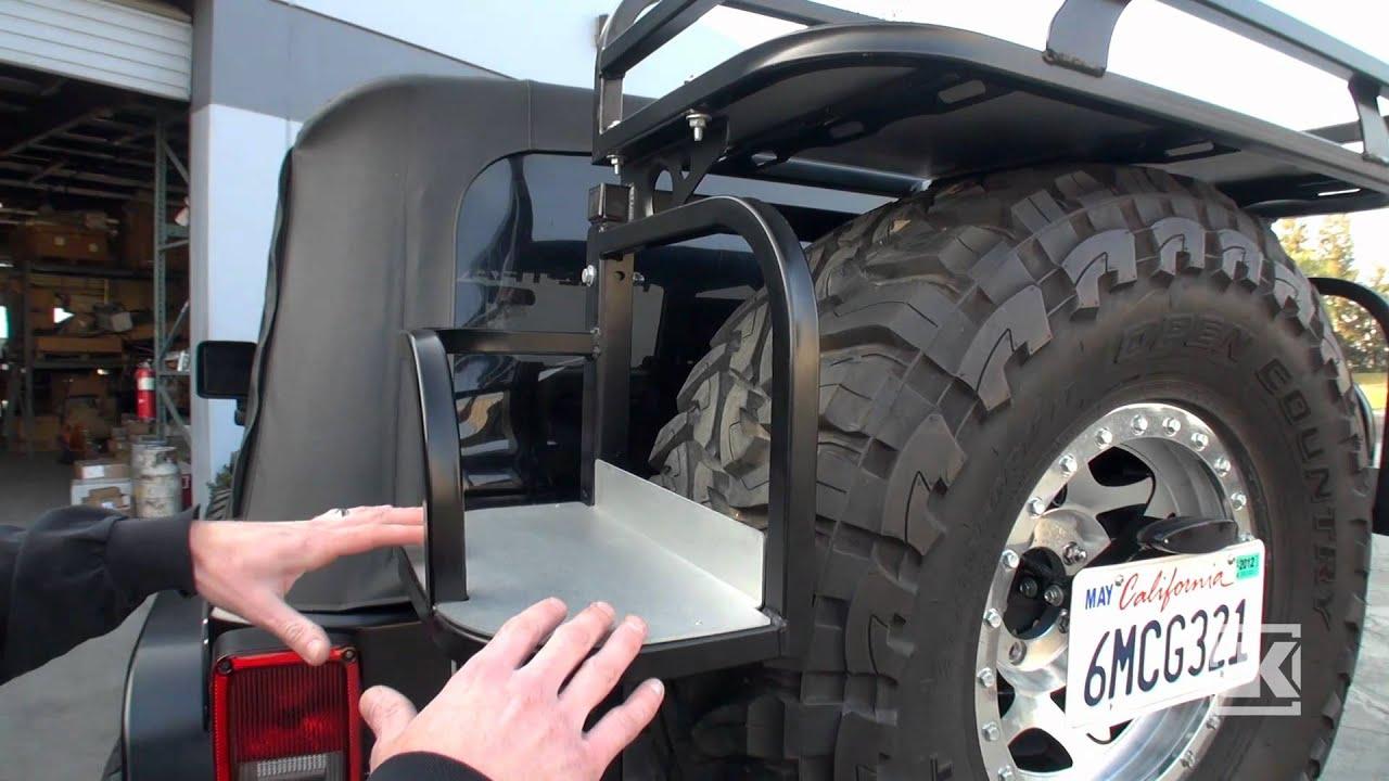 2012 Wrangler Bumper >> HANSON OFFROAD - Jeep JK Wrangler Product Highlight Video - YouTube
