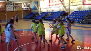 Первенство Комсомольска-на-Амуре по баскетболу