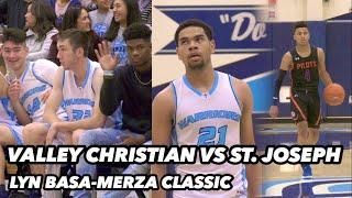 Valley Christian vs St. Joseph Notre Dame | Lyn Basa-Merza Classic