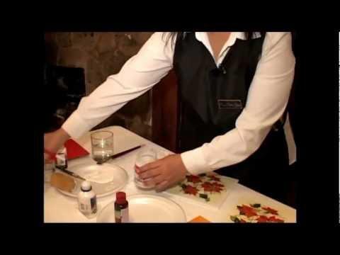T cnica de servilleta con craquelador de 2 pasos youtube - Como decorar una servilleta de papel ...