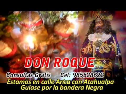 Maestrocurandero  Don Roque