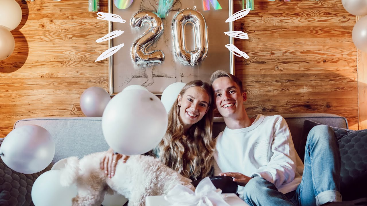 unser 20ter Geburtstag! Vlog// Hannah