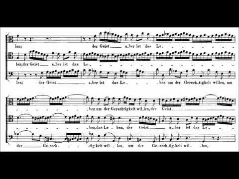 J S Bach  Jesu, meine Freude BWV 227
